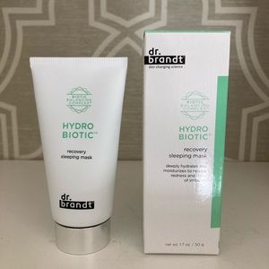 Dr. Brandt hydro biotic recovery sleeping mask
